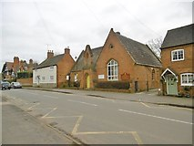SP2760 : Barford, primary school by Mike Faherty