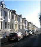 TQ2804 : Seafield Road, Hove by Simon Carey