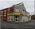 SS8690 : Garth Stores, Maesteg by Jaggery