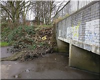 SK5802 : Aylestone Road crossing the Saffron Brook by Mat Fascione