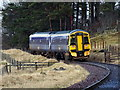 NC8631 : Heading north from Kinbrace by John Lucas