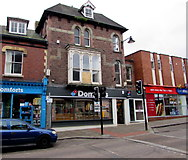 SO6024 : Domino's Pizza in Ross-on-Wye by Jaggery