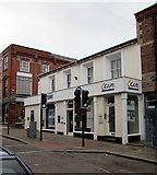 SO6024 : Q Care office, Gloucester Road, Ross-on-Wye by Jaggery