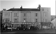 TQ2804 : 10-14, Victoria Terrace, Kingsway, Hove by Simon Carey