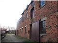 SE3231 : Thwaite Mills:main mill building by Stephen Craven