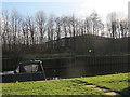 SE3231 : Thwaite Mills: site of the Penny Bridge by Stephen Craven