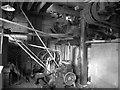 SE3231 : Thwaite Mills: diesel engine by Stephen Craven