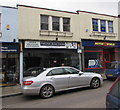 SO5924 : Phone Junction in Ross-on-Wye town centre by Jaggery