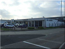 TL4661 : Car dealership on the A1309 by JThomas
