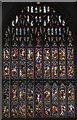 TF6120 : East window, St Nicholas' Chapel, King's Lynn by Julian P Guffogg