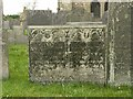 SK6023 : Belvoir Angel headstone, St Mary's Churchyard, Wymeswold by Alan Murray-Rust