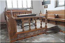 TF6120 : Consistory Court, St Nicholas' Chapel, King's Lynn by J.Hannan-Briggs