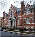 TQ3276 : Former Mary Datchelor School, Camberwell Grove by Julian Osley