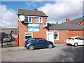 SE4011 : Brierley Medical Practice - Church Drive by Betty Longbottom