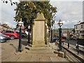 SK0580 : Chapel-en-le-Frith War Memorial by Gerald England