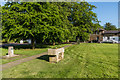 TQ3755 : Woldingham Village Green by Ian Capper