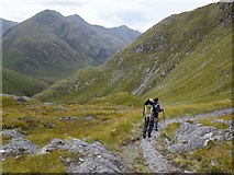 NH0217 : The path to Gleann Lichd by Patrick Mackie