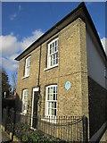 TL3540 : Old  Police  Station  Kneesworth  Street  Royston by Martin Dawes