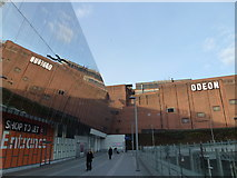 SP0786 : The Odeon and its reflection by Richard Humphrey