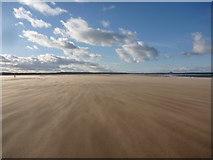 NT6578 : Coastal East Lothian : Belhaven Sands by Richard West