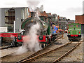 SJ8397 : Steam Locomotive at the Museum of Science and Industry, Manchester by David Dixon