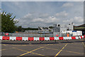 TQ4565 : Orpington Station car park expansion by Ian Capper