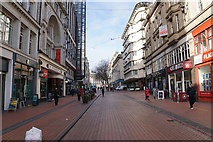 SP0686 : New Street, Birmingham by Bill Boaden