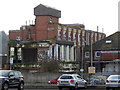 ST5616 : Disused dairy, Yeovil by Chris Allen