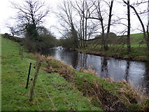 H4869 : The River Camowen in the townland of Camowen by Kenneth  Allen