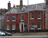 TG2407 : 66 Bracondale, Norwich by Stephen Richards