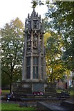 SE6052 : South African War Memorial by N Chadwick