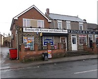 SE4111 : Brierley Off Licence & General Stores - Church Street by Betty Longbottom
