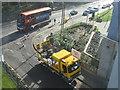 NT2375 : Refreshing the cycle lane [1] by M J Richardson