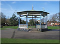 SP3165 : Bandstand, Pump Room Gardens, Leamington Spa by Julian Osley