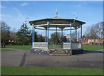 SP3165 : Bandstand, Pump Room Gardens, Leamington Spa by Julian Osley