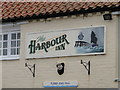 TM4975 : Wall sign for 'The Harbour Inn' at Southwold by Adrian S Pye