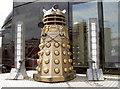SO7842 : Dalek in chains by Neil Owen