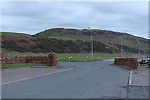 NX1896 : Exit/Entry at Ainslie Car Park by Billy McCrorie