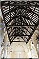 SU7173 : Nave Ceiling by Bill Nicholls