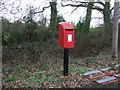 SP3783 : Elizabeth II postbox on Lentons Lane by JThomas