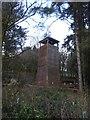 SX7280 : Climbing tower at Heatree Activity Centre by David Smith