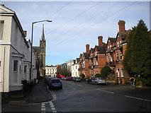 SP3265 : Priory Terrace, Leamington Spa by Richard Vince