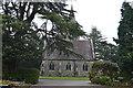 TQ5937 : Cemetery Chapel by N Chadwick