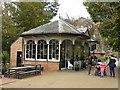 SP3265 : The Aviary Cafe, Jephson Gardens by Alan Murray-Rust