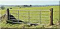 J4671 : Field gate, Ballyalton, Newtownards/Comber (March 2017) by Albert Bridge