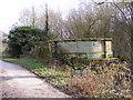 SJ8001 : Old Bridge by Gordon Griffiths