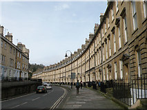 ST7565 : The Paragon, Bath by Keith Edkins