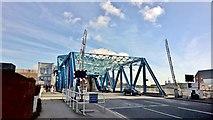 TA1029 : North Bridge, George Street, Hull, by Chris Morgan