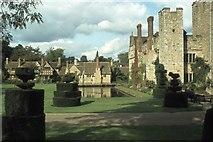 TQ4745 : Hever Castle by Peter Jeffery