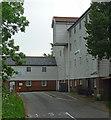 TG2301 : Mill, Stoke Holy Cross by Stephen Richards